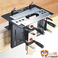 Шаблон фрезерный Trend Mortise and Tenon Jig Euro Trend М00006732 от интернет-магазина moyinstrument.su