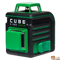 Лазерный уровень ADA CUBE 2-360 Green ULTIMATE EDITION А00471 от интернет-магазина moyinstrument.su